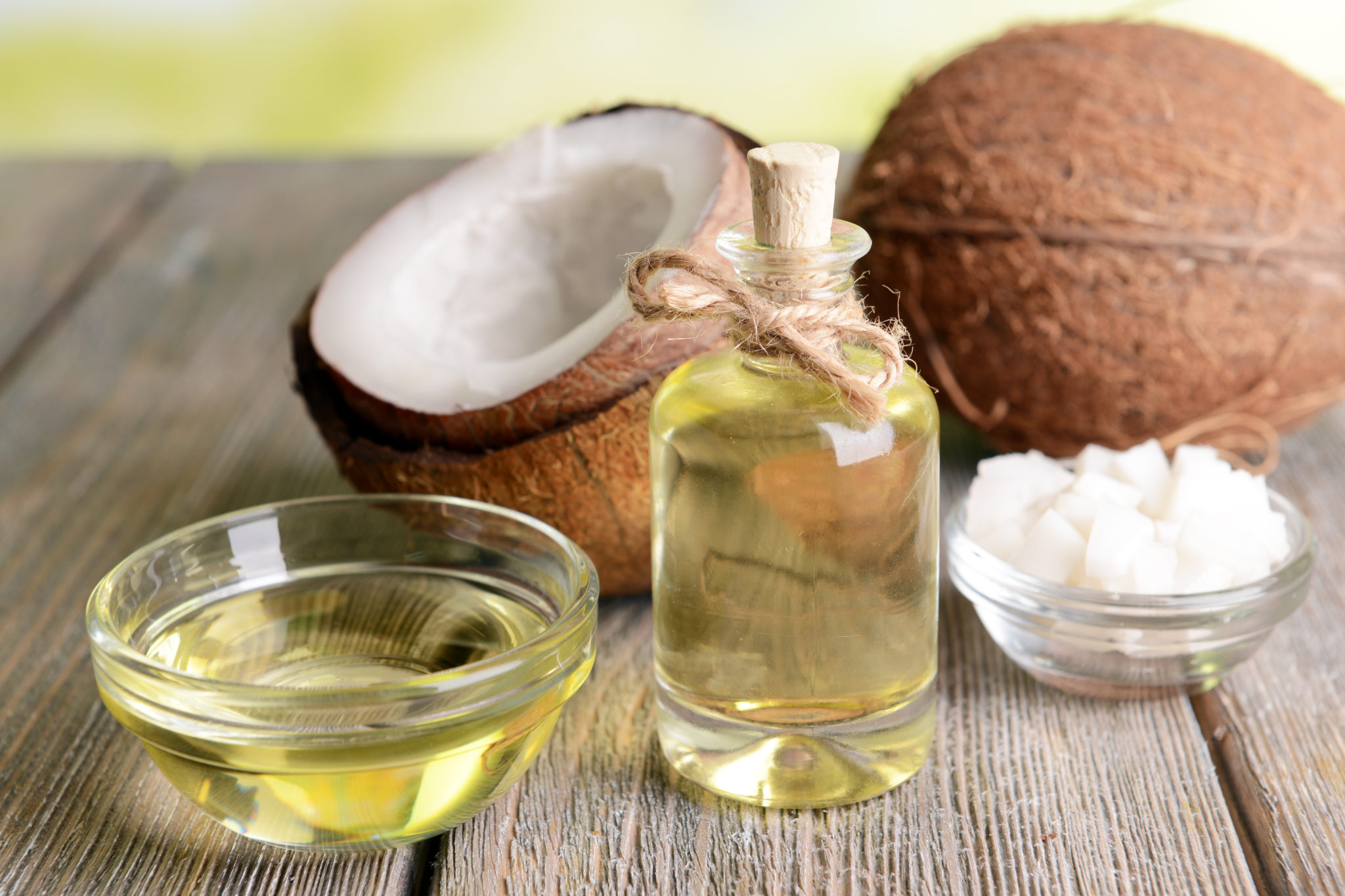 Coconut and its Oils