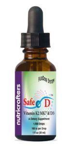 Safe D with Vitamin K2